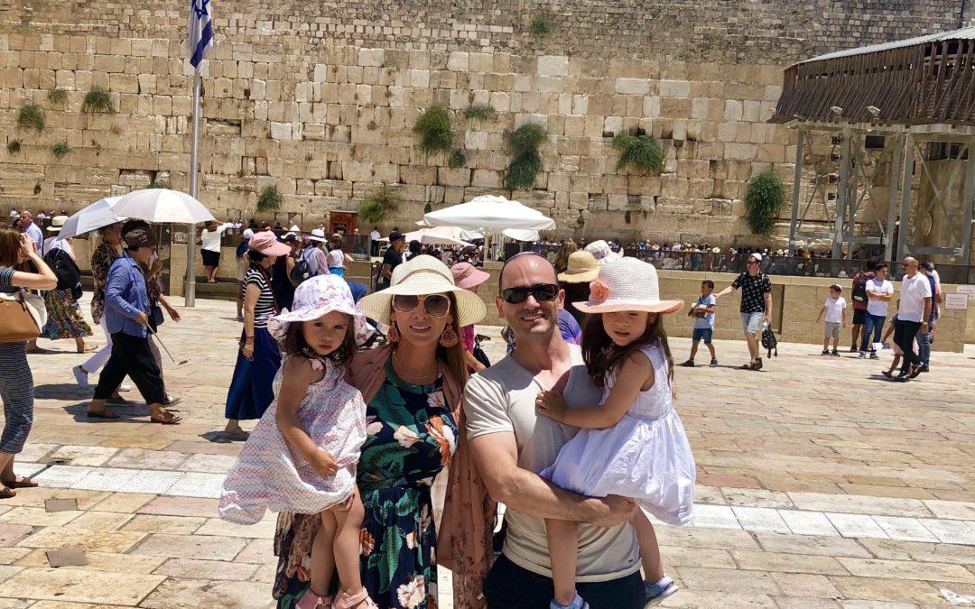 Ariela trip to Israel